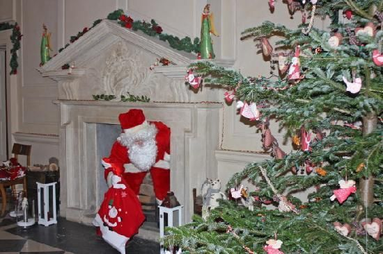 Newbridge House Donabate Newbridge Holiday Decor