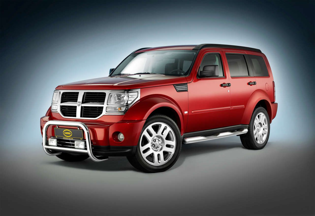 Dodge nitro dodge nitro cobra technology and lifestyle