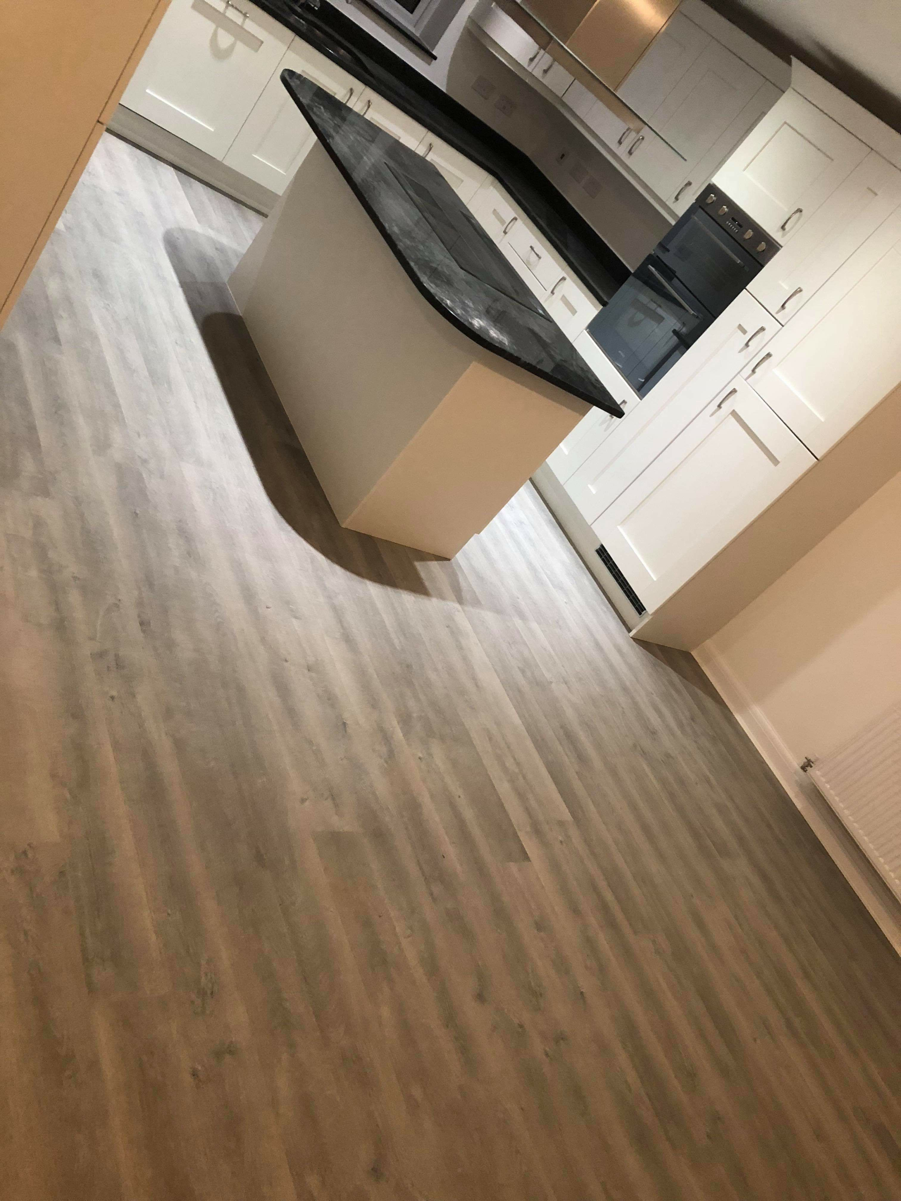 A Quickstep Laminate Flooring Installation By Trevor Smith Carpets And Weston Super Mare