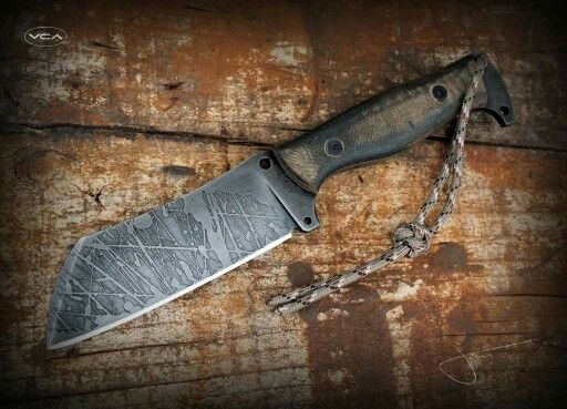 VCA Knifes
