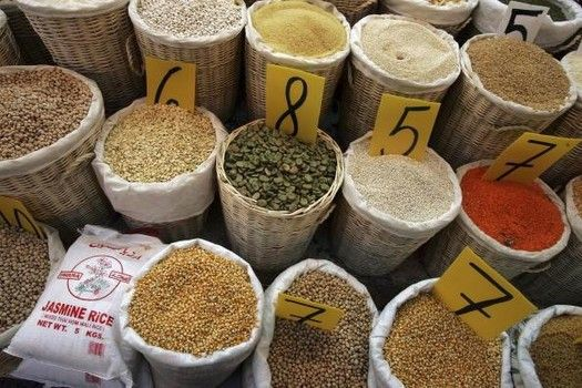 Sacramento's diverse population offers ethnic holistic stores selling spices