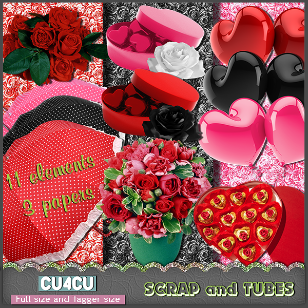 New Products For Valentine's, BIG SALE And A Freebie