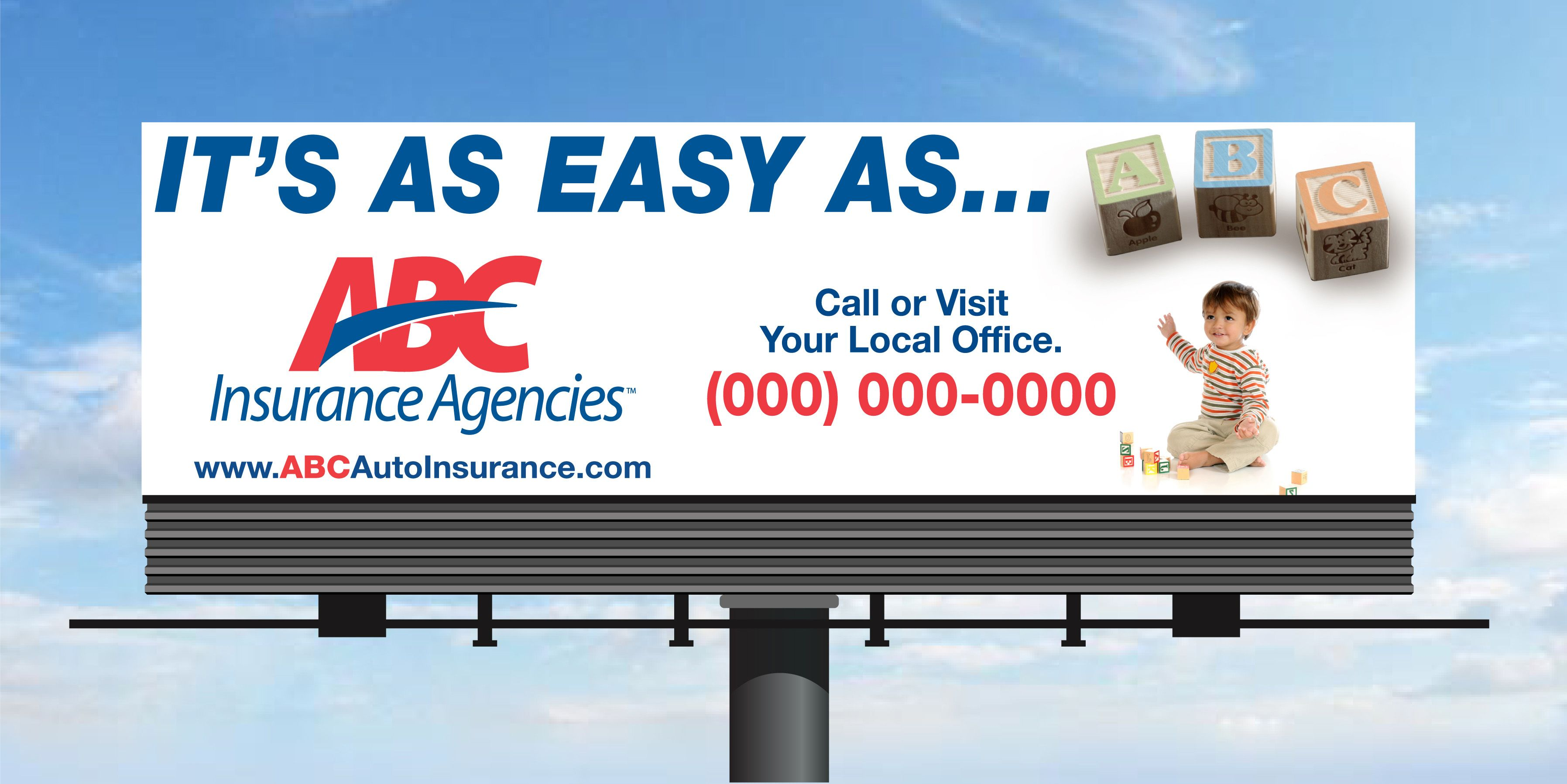 Abc billboard design byndmr search advertising creative