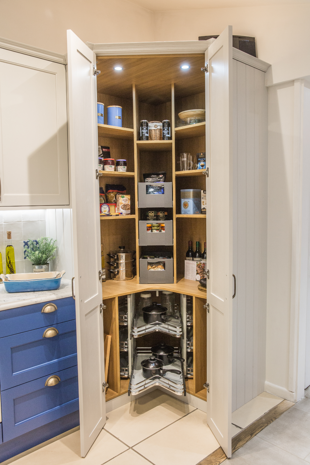 Brilliant kitchen storage ideas