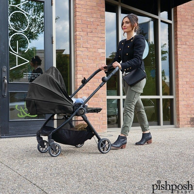 The Baby Jogger City Tour LUX is the upgraded version of