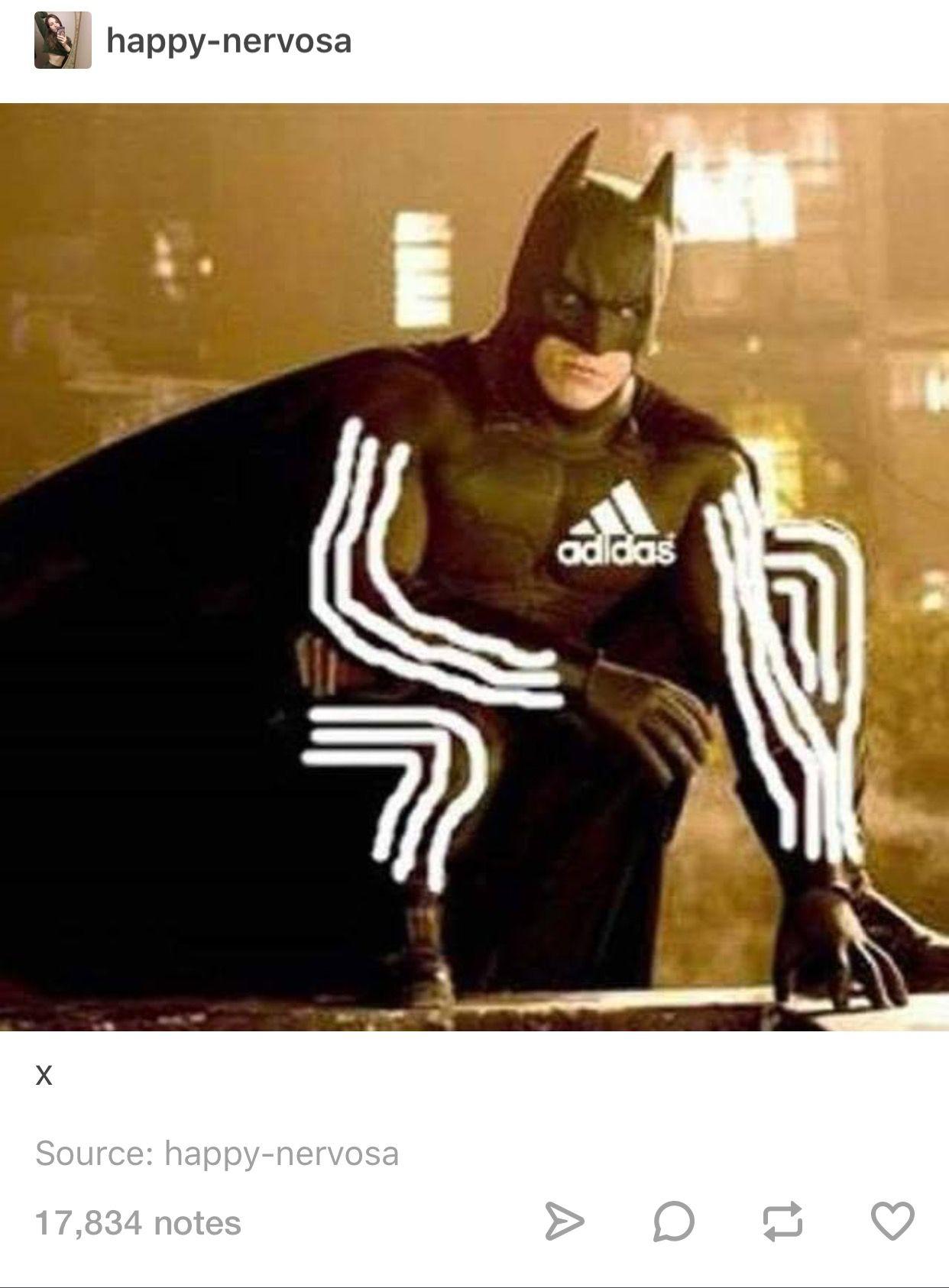 BLYATMAN | Memes, Superhero, Adidas