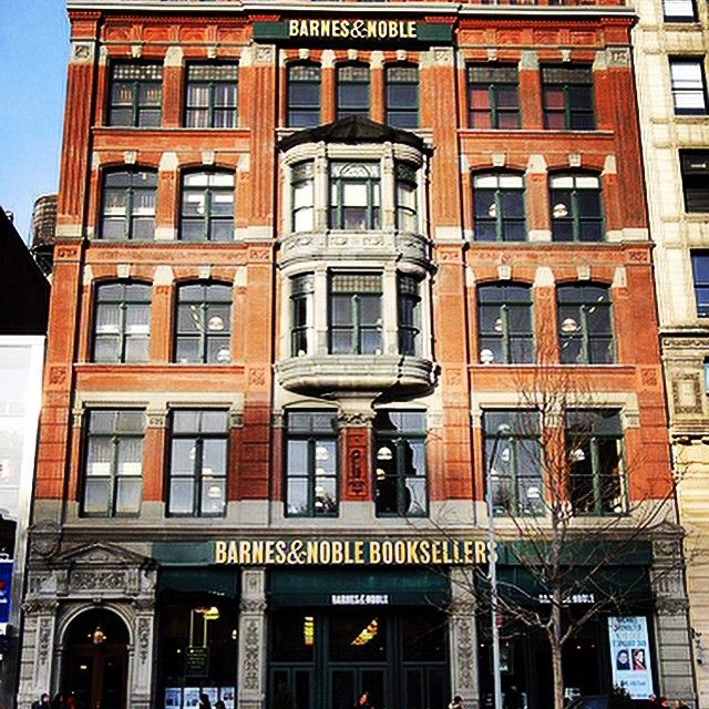 I want to go to every barnes and noble. is that nerdy?
