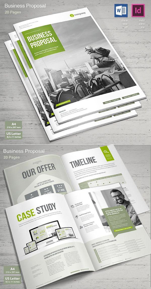 Professional Proposal Templates Professional Business Proposal Templates Design  27  Brochure .