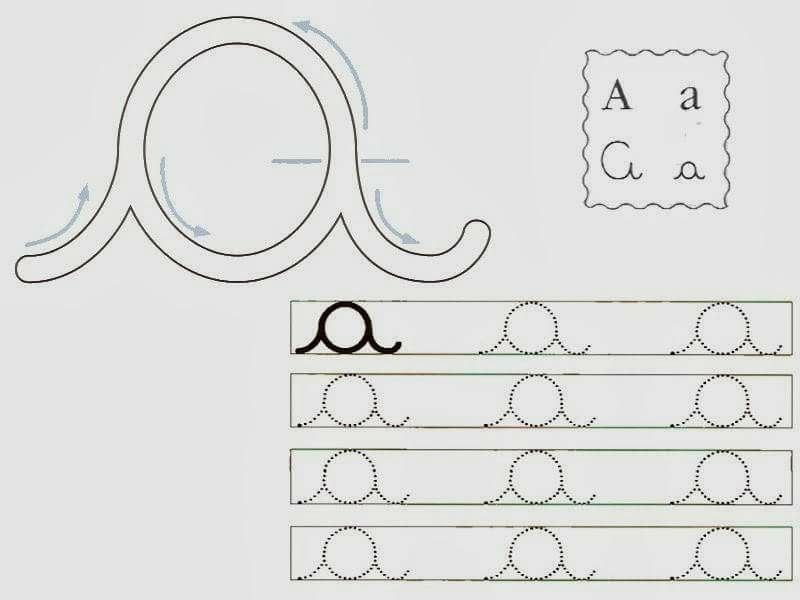 Vogal A Com Imagens Vogais Para Imprimir Atividades