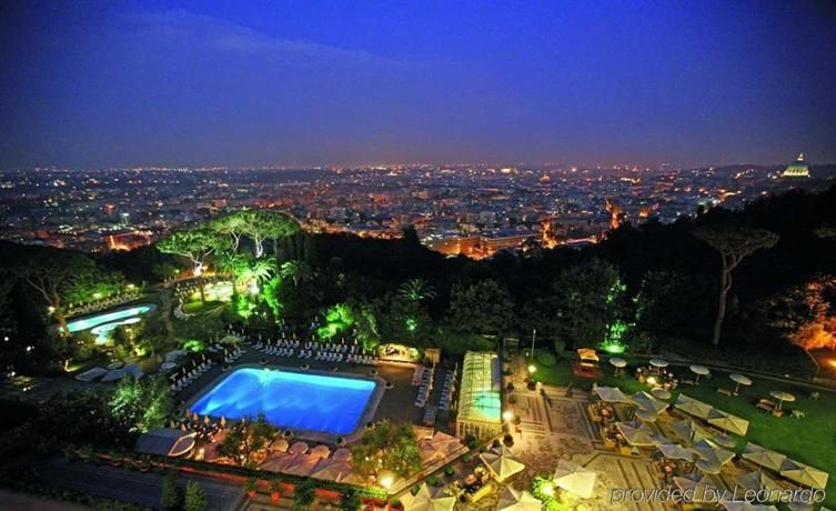 Luxury Oasis Travel EN Rome Cavalieri Waldorf Astoria