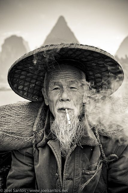 China  Joel Santos  HE'S NEARING 102 YRS. AND S0ME FRESH-OUT-OF-COLLEGE DOCTOR TOLD HIM SMOKING WAS BAD FOR HIS HEALTH……………..ccp