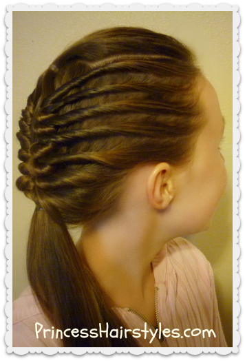Window Braid Tutorial Edgy Hairstyles Ideas For The House