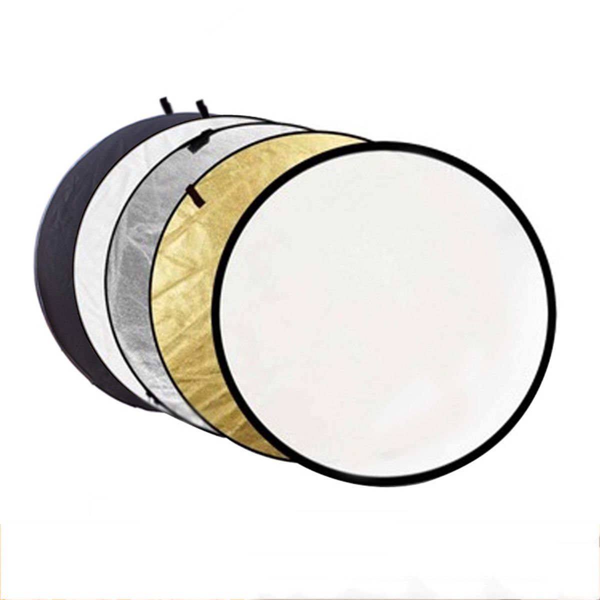 14 51 5 In 1 110cm Photograph Disc Collapsible Light Reflector Studio Multi Photo 43 Ebay Electronics Reflector Photography Multi Photo Reflectors