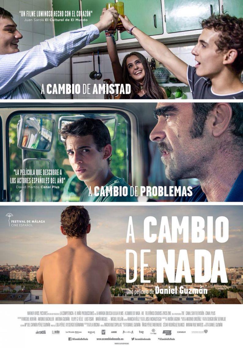 Biznaga de oro en el 18 Festival de cine español de Málaga