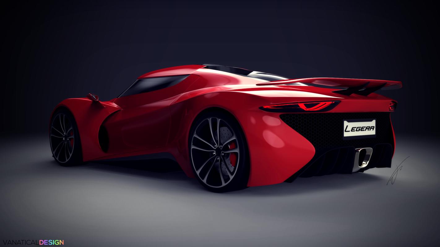 Koenigsegg Legera