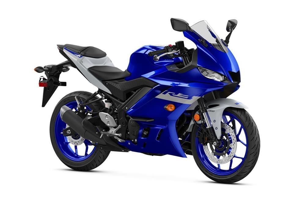2020 Yamaha YZFR3 Supersport Motorcycle Model Home