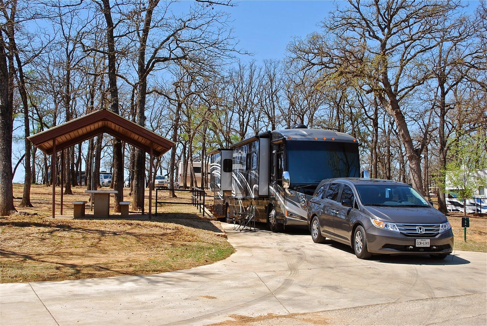 The Vineyards RV Park - Part II (With images)   Rv parks ...