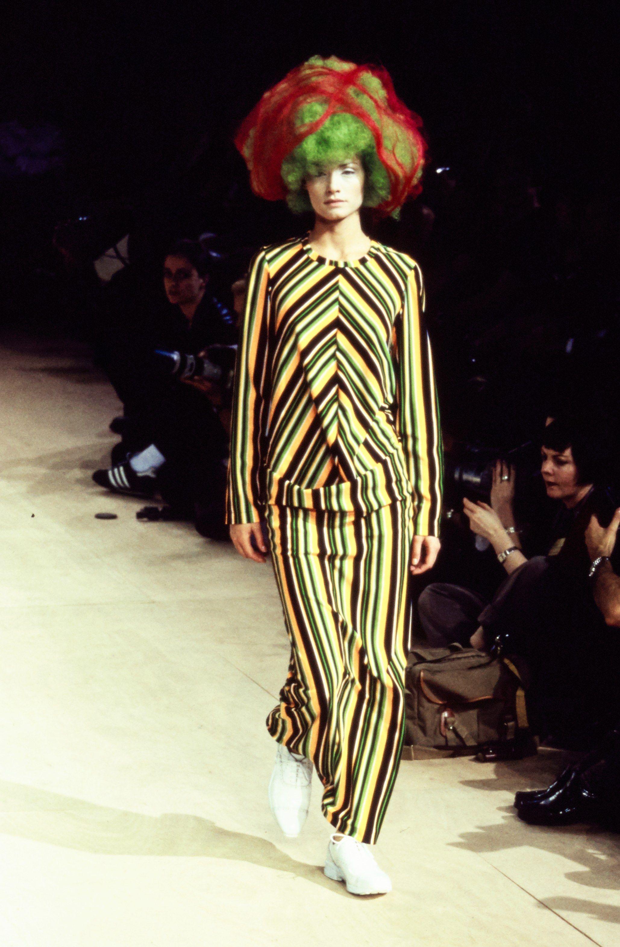 Comme des Garçons Spring 1996 Ready-to-Wear Collection Photos - Vogue