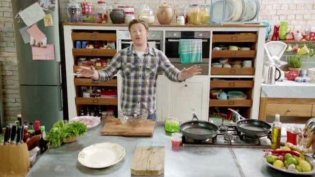 Jamie Oliver Kitchen Design