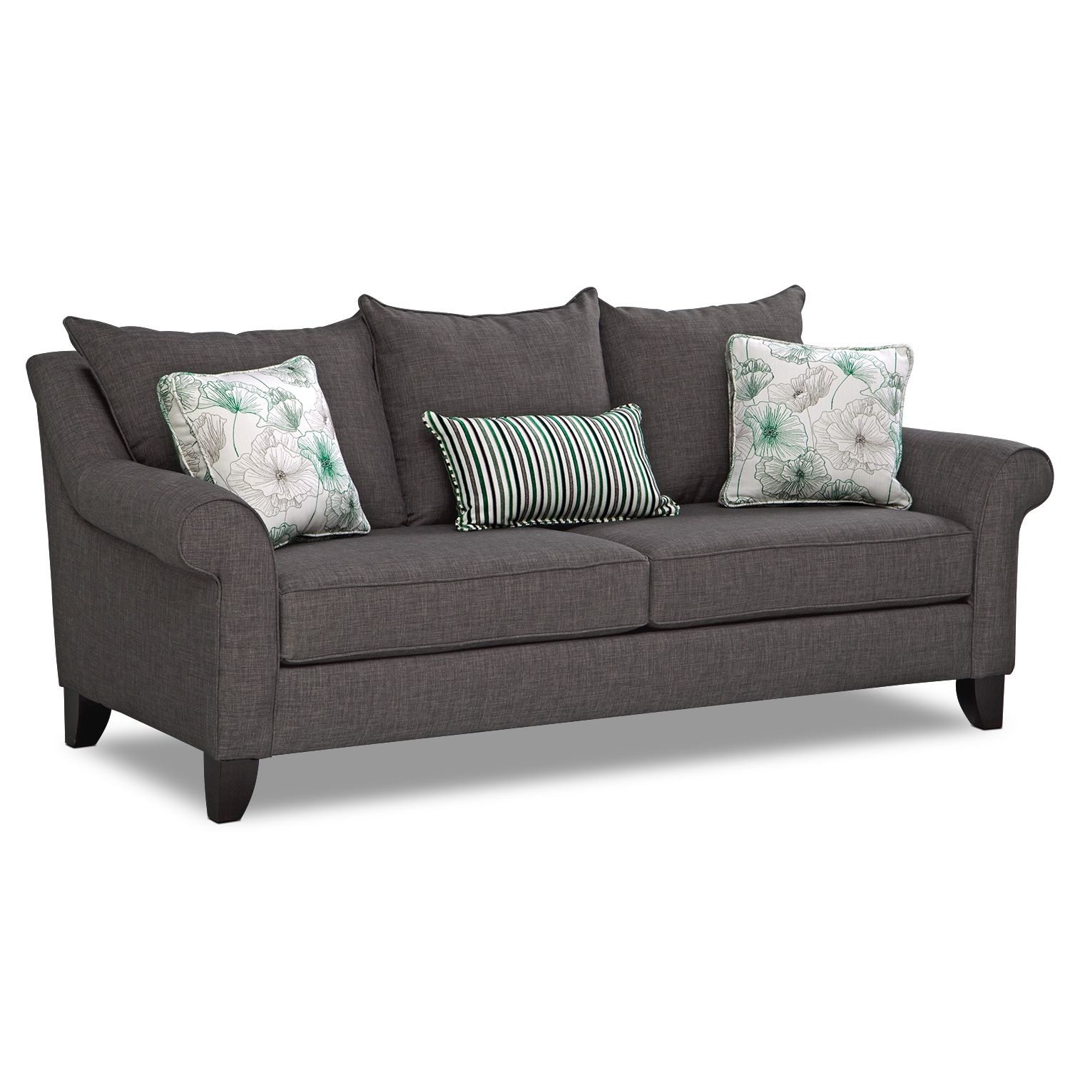 Alexandria Queen Innerspring Sleeper Sofa