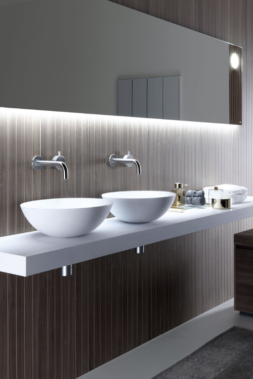 Side Oled And Washbasin Light Falper Led Lighting Home Wash Basin Sink Inspiration
