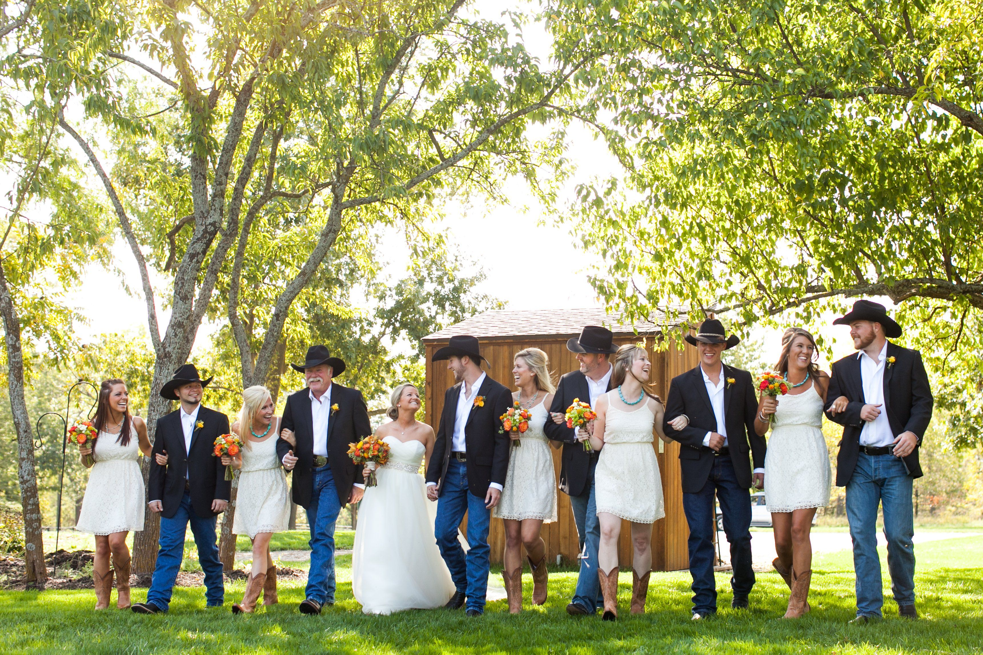 Country Wedding Attire | wedding photography | Pinterest | Country ...