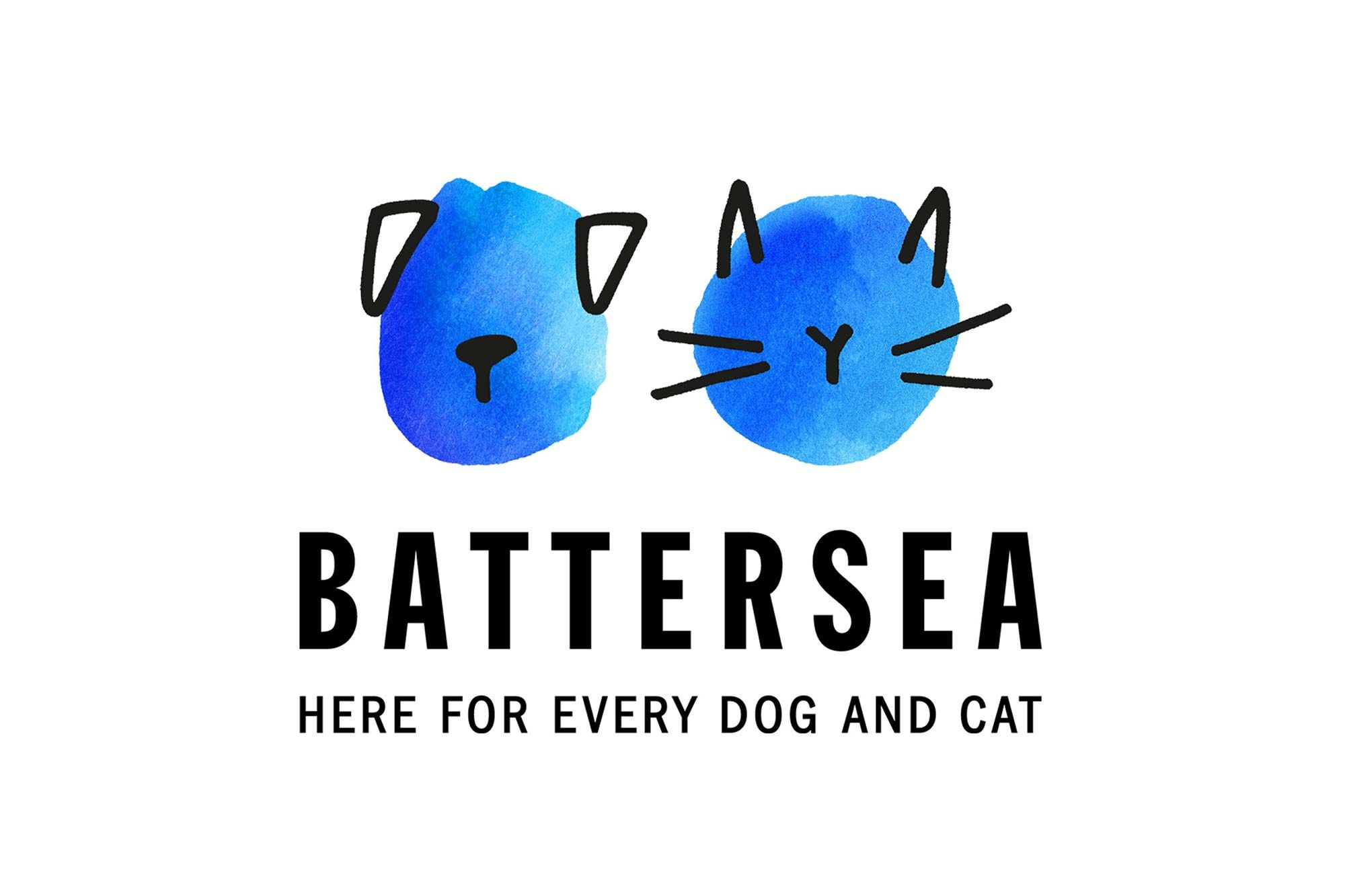 Pentagram Rebrands Battersea Dogs Cats Home Pet Branding Animal Rescue Center Identity