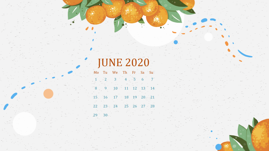 Desktop 2020 Background Screensaver Calendar Calendar March