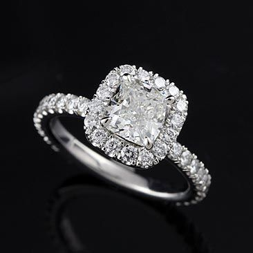 round carat rings half wedding ring halo diamond engagement yellow