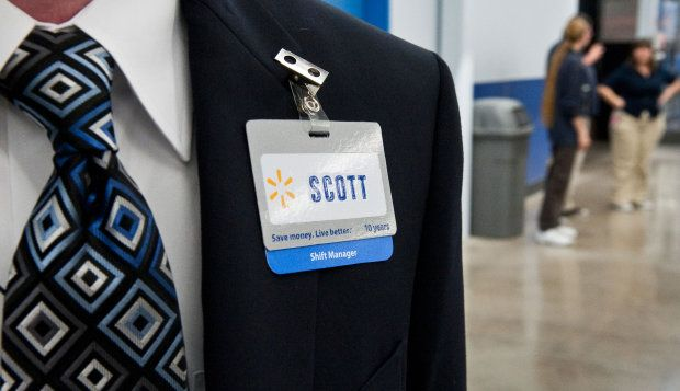 Walmart Jobs Dominate 20 States Low Wage Retailer Is Biggest