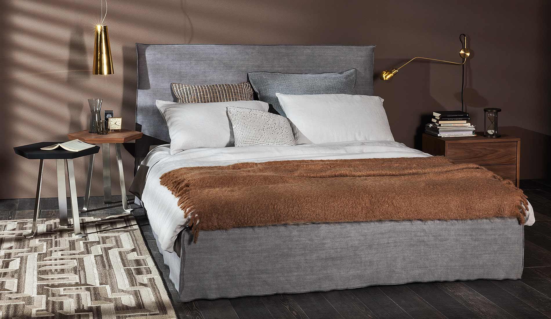 Gervasoni Ghost 80.X Bett (con imágenes) Diseño de cama