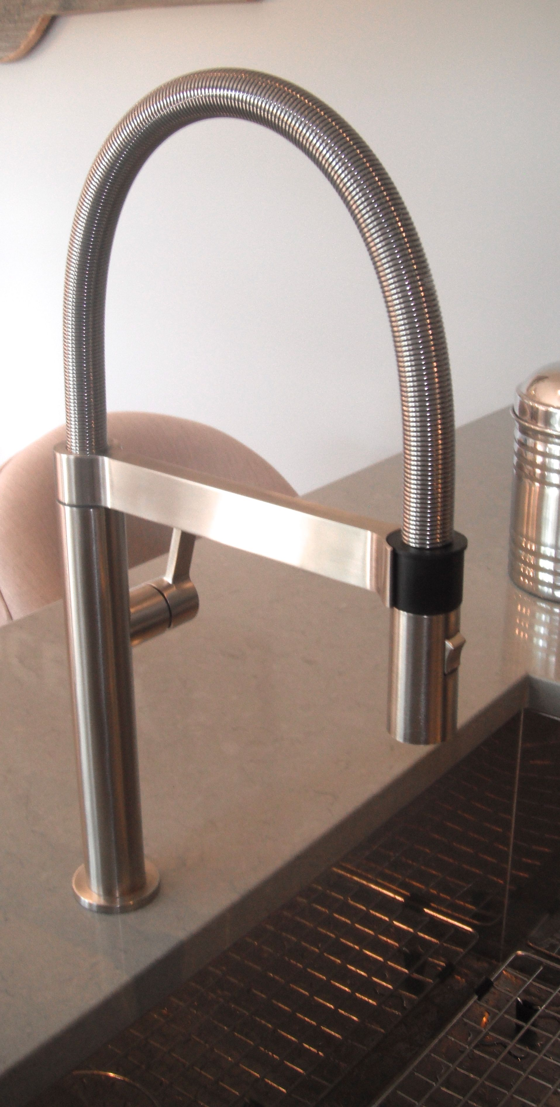 pin mini faucet blanco culina jennifer dual spray pull out