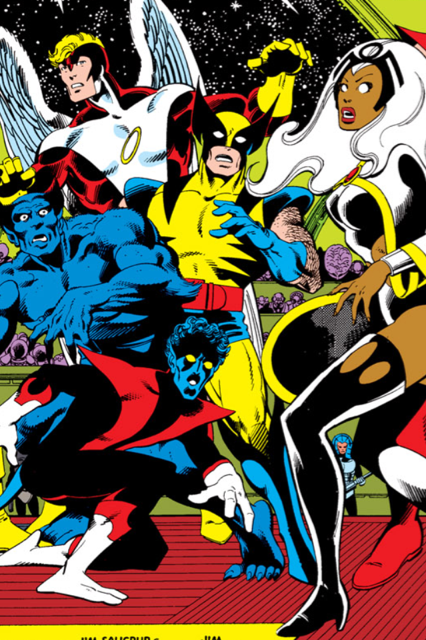 X-Men by John Byrne