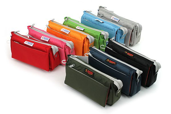 47de30987de1 Nomadic PE-09 Flap Type Pencil Case Nomadic products are perfect for ...