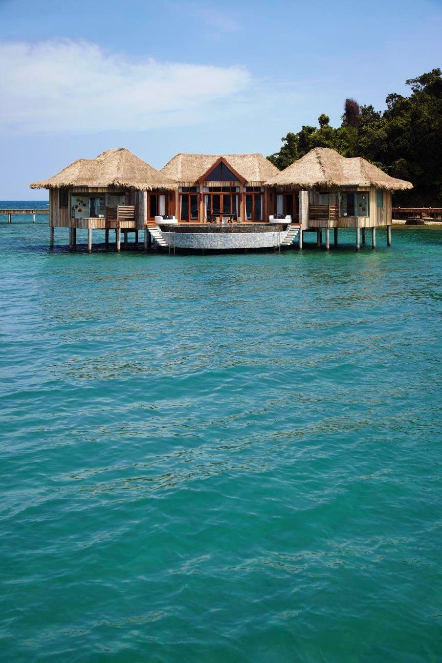 #Travel - Song Saa Private Island, Cambodia #travelnewhorizons