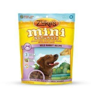 Zuke's Mini Natural's New Zealand Rabbit 6 oz.