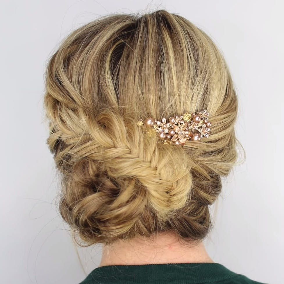 formal hairstyles that are surprisingly easy to diy wedding