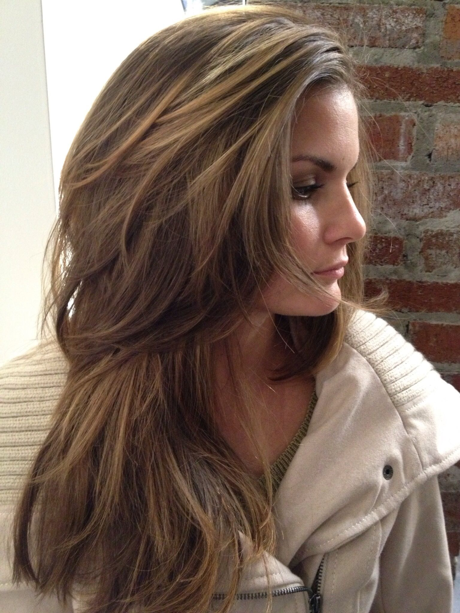 Beautiful layers hairstyles pinterest cassie layering and
