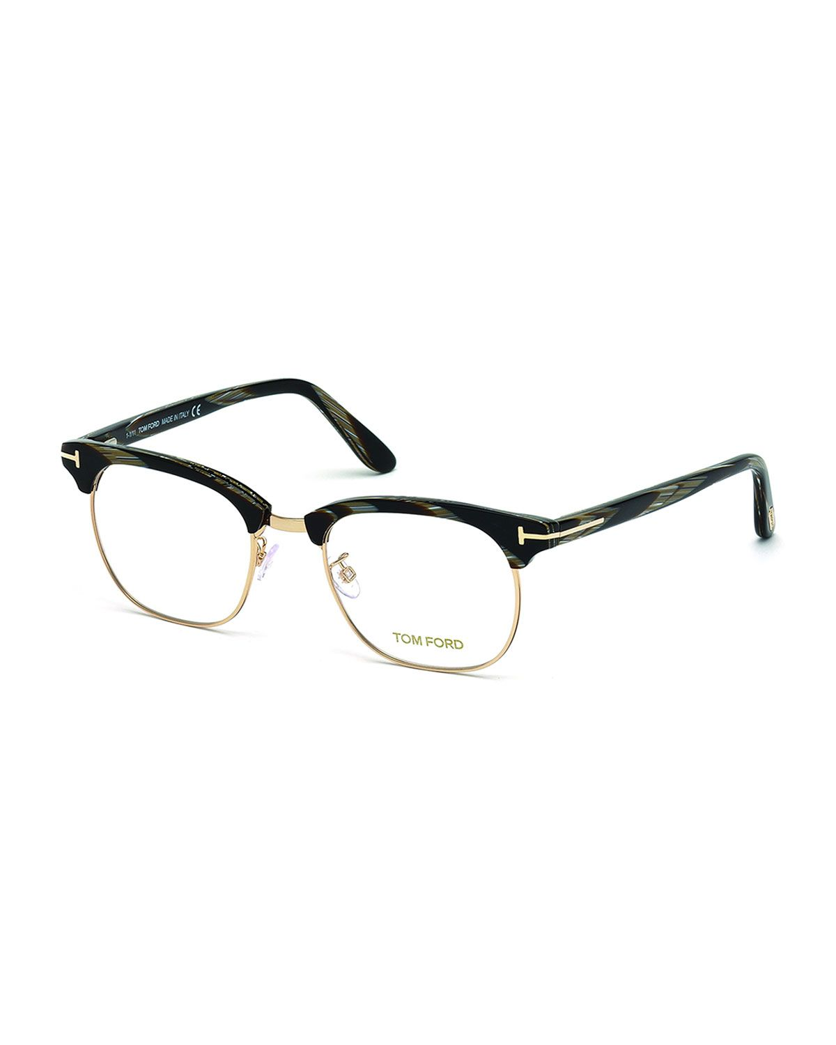 90d2e79806f7 These Tom Ford glasses almost make me wish that I had less than perfect  vision.