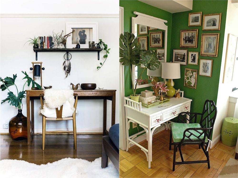 Home-Office-Ideen Eco Office Interior Design Möbel und Accessoires