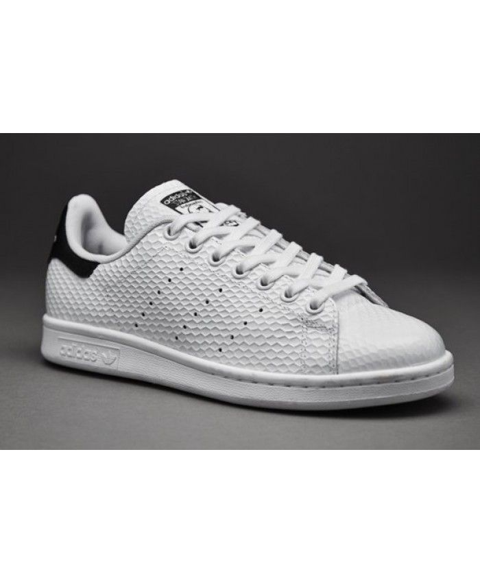 Adidas Stan Smith Core Noir Blanche Simple color but did not ...