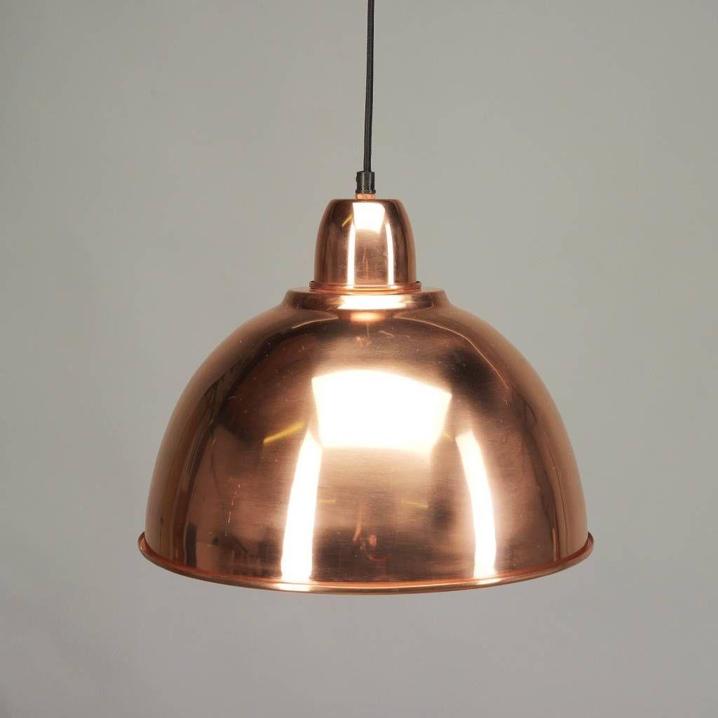 Duverger Selection Hanglamp koper kap