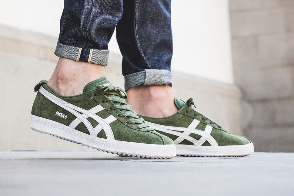 Onitsuka Tiger Mexico Delegation Drops in Two Colorways - EU Kicks: Sneaker  Magazine