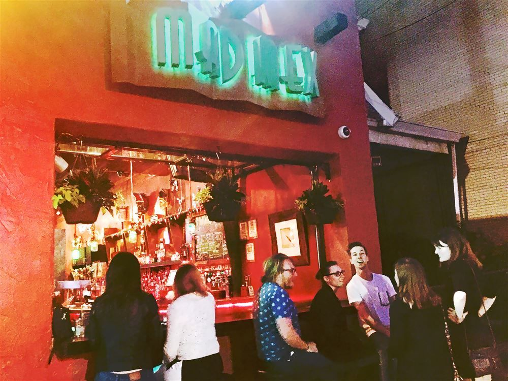 'It was too New Yorky. It was a lousy location.' Mad Mex