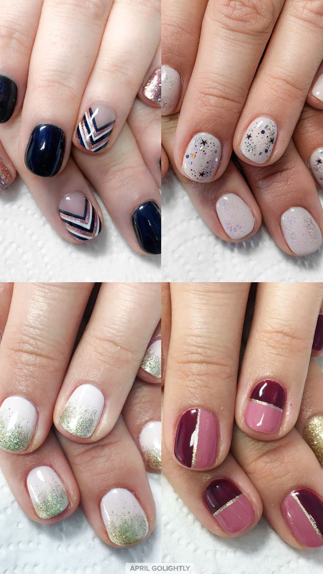 15 Ideas for January Nails 2019 in 2020