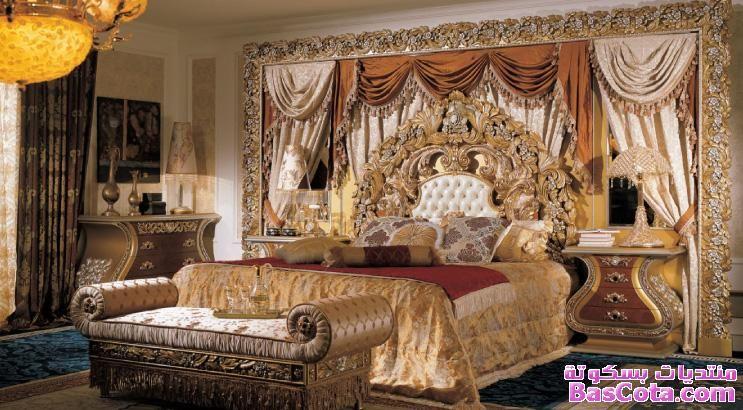 Italian Bedroom Furniture 2015 صور غرف نوم 2015 غرف نوم للفخامة اصول غرف نوم فخمة 2015 اروع وافخم
