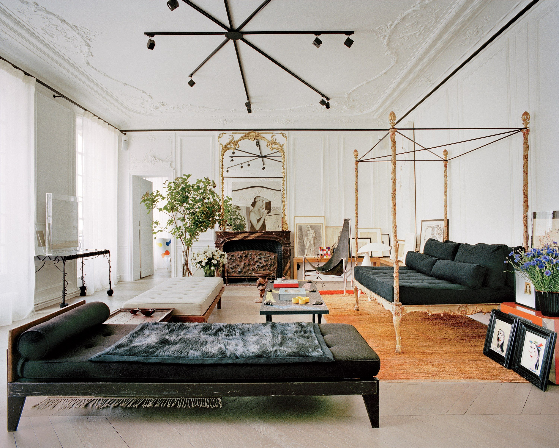 Best Living Rooms In Vogueu2014Photos