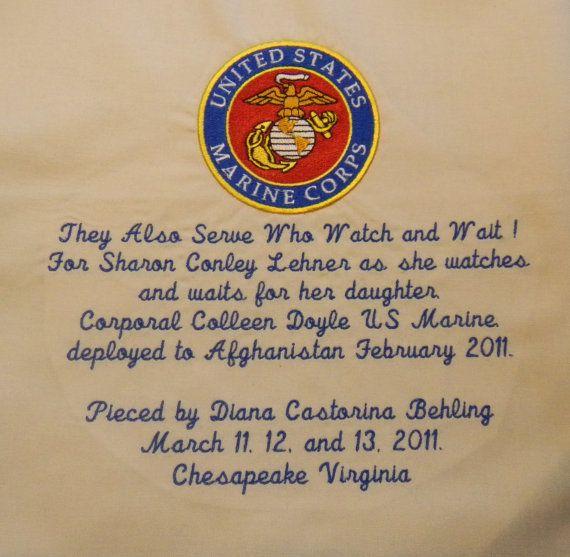 Examples of Twenty-Five Dollar Machine Embroidered Quilt Labels ... : examples of quilt labels - Adamdwight.com
