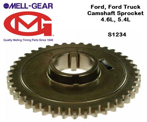Melling MELL-GEAR Sprocket for Ford 4,6 & 5.4 Engines