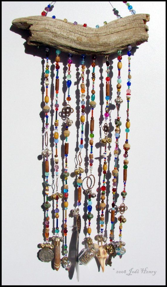 Gives Me An Idea Of What To Do With All My Left Over Beads